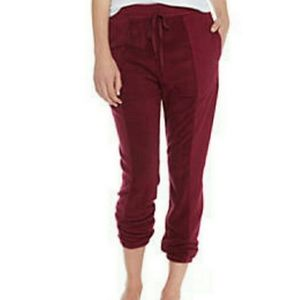 Free People Terrycloth Joggers